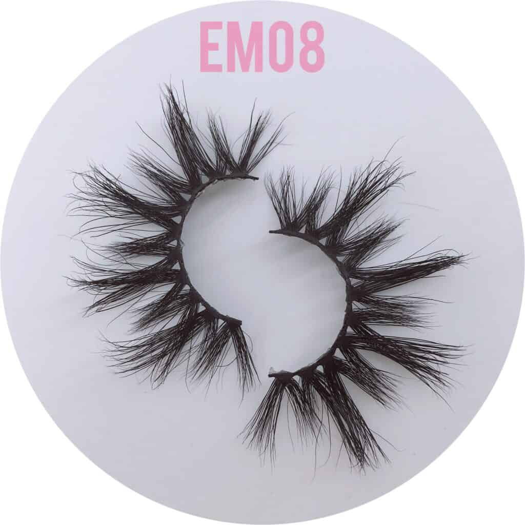 mink lashes 25mm